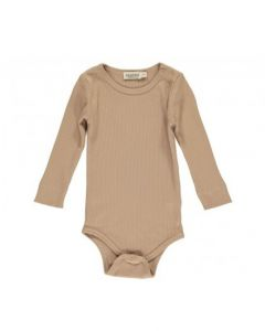 Marmar Plain LS Modal Rose Brun Body