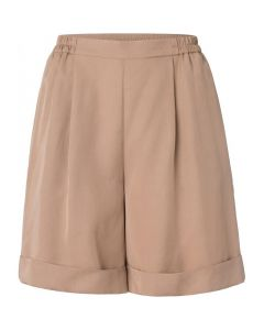 Storm & Marie Haven Wide Leg Shorts Chanterelle