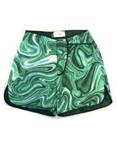 Hosbjerg Green Liquid Alice Victoria Shorts