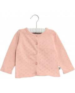 Wheat Maja Cardigan Rosa